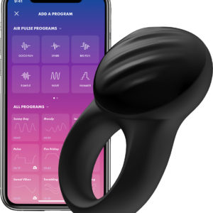 Satisfyer Connect Signet Ring